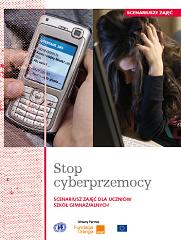 """""""Stop cyberprzemocy"""" - scenariusz lekcji"""