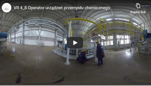 Operator urządzeń przemysłu chemicznego VR 4-8