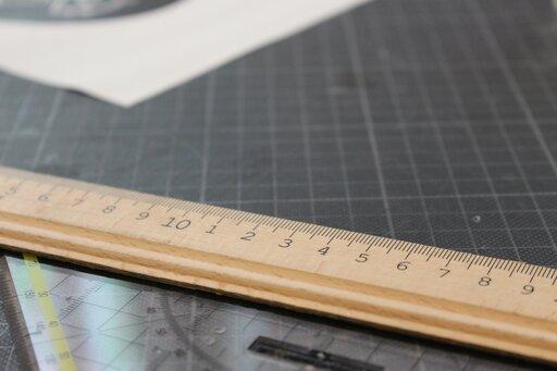 Długość wektora na osi liczbowej