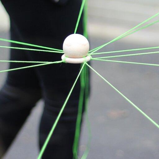 Równanie prostej symetrycznej do danej względem początku układu współrzędnych
