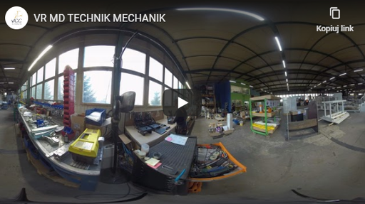 Technik mechanik VR MD