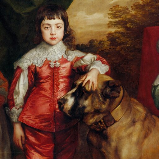 Nowy sposób portretowania Antoona van Dycka