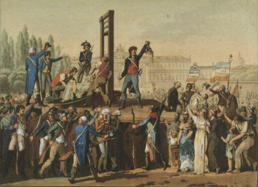 Śmierć wrogom rewolucji. Terror lat 1793-1794