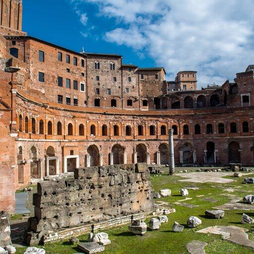 Społeczeństwo wantycznym Rzymie