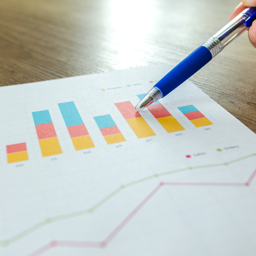 Analiza rozkładu danych warkuszu kalkulacyjnym