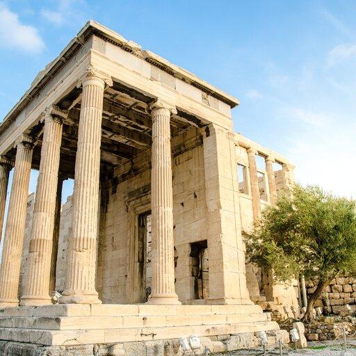 Kult ciała - rzeźba wsztuce starożytnej Grecji