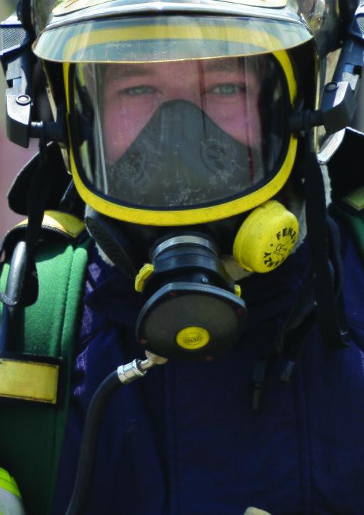 Bezpieczeństwo ratownika jest najważniejsze