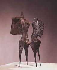 Rzeźba po drugiej wojnie światowej (cz. II)