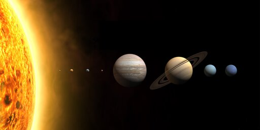 0305 Wjaki sposób powstał Układ Słoneczny?