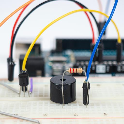 Arduino – brzęczyk