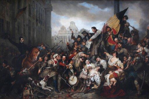 Belgia – walka owłasne państwo. Pierwsza połowa XIX w.