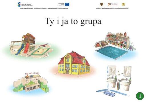 Tablice poglądowe. Multimedialne przedszkole - program edukacji przedszkolnej