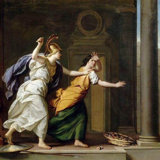 Kultura imity – Atena