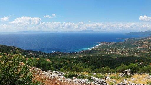 Uwarunkowania geograficzne starożytnej Grecji