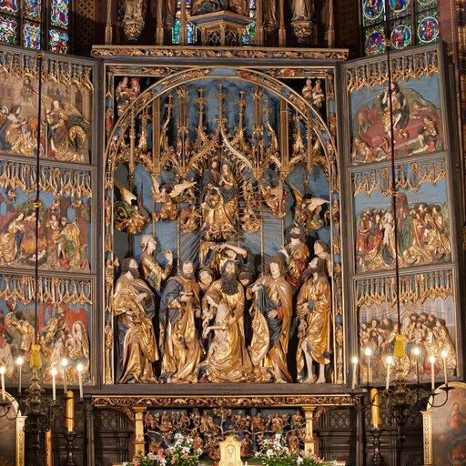 Sztuka gotycka wPolsce (cz. 2 – rzeźba)