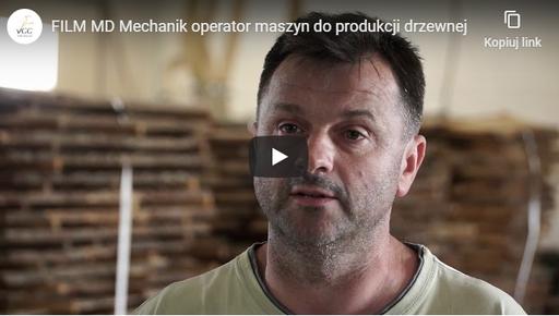Operator maszyn do produkcji drzewnej MD FILM