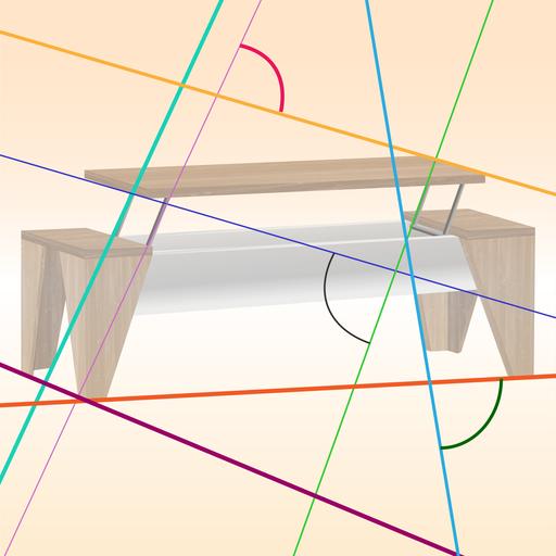 Jak działa pantograficzny mechanizm podnoszenia blatu stołu?