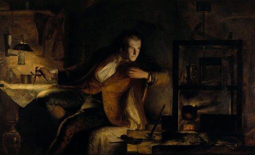 Dlaczego maszyna parowa została wynaleziona wAnglii?