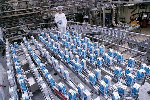 Rozwój przemysłu spożywczego wPolsce