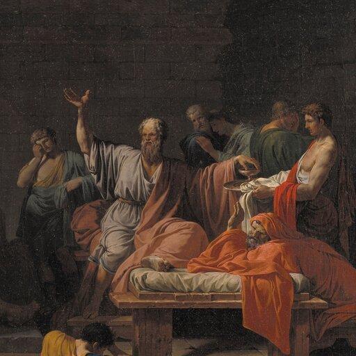 Sokrates… czyli bąk, drętwa iakuszer?