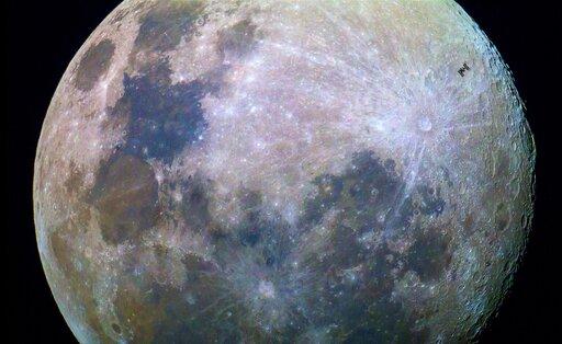 Księżyc ijego fazy