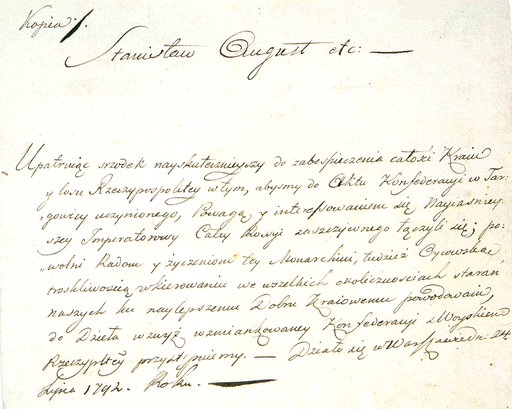 Wojna wobronie Konstytucji 3 maja