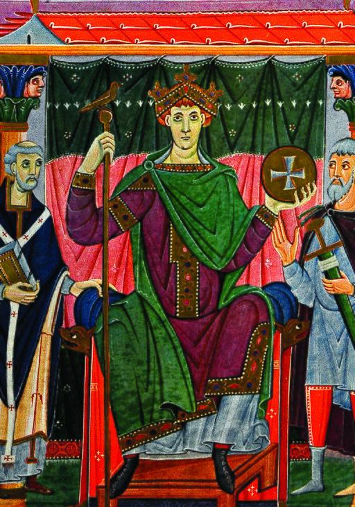 Władza iwładcy we wcześniejszym średniowieczu