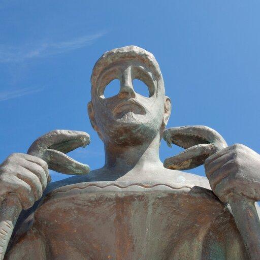 Historia medycyny starożytnej - mit oAsklepiosie - część 1