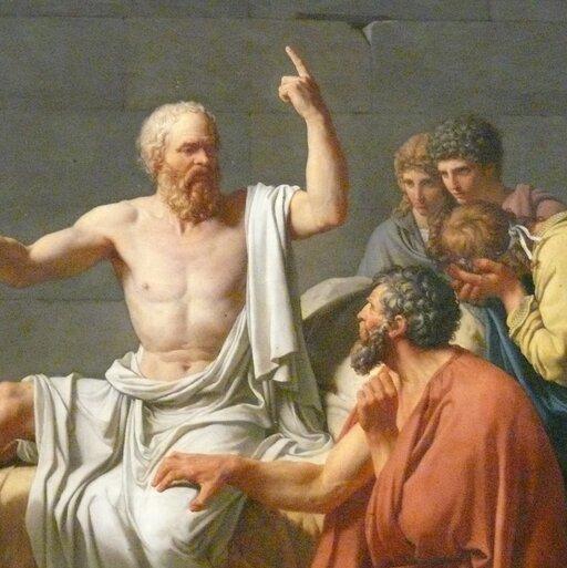 Sokrates jako mędrzec