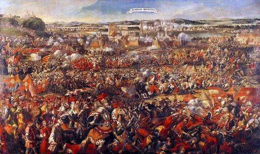 Rzeczpospolita wogniu wojen XVII w. Zniszczenia izałamanie gospodarcze