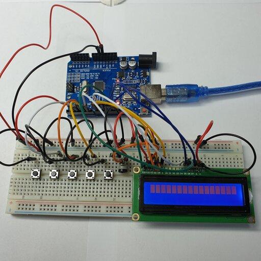 Arduino – Odliczanie czasu