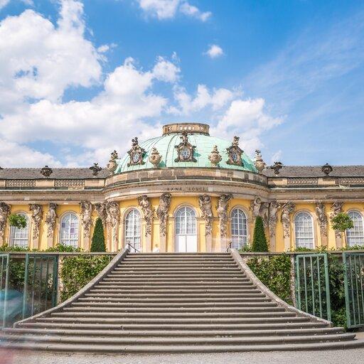 Perły niemieckiej architektury barokowo-rokokowej