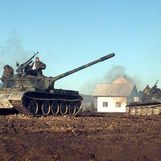 Wojny wbyłej Jugosławii
