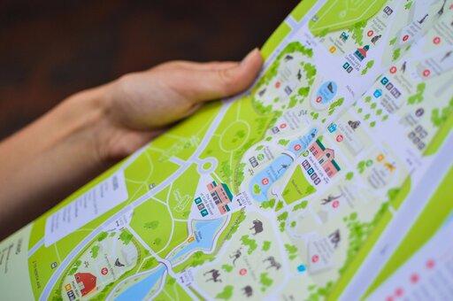 Mapa iplan