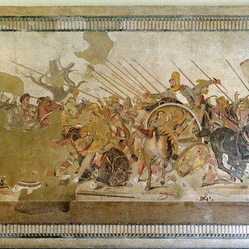 Starożytny Rzym - malarstwo