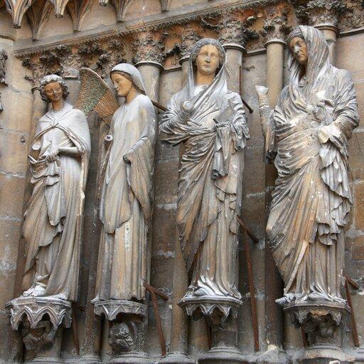 Francuskie katedry – budowle ponad ludzką wyobraźnię, cz. 2