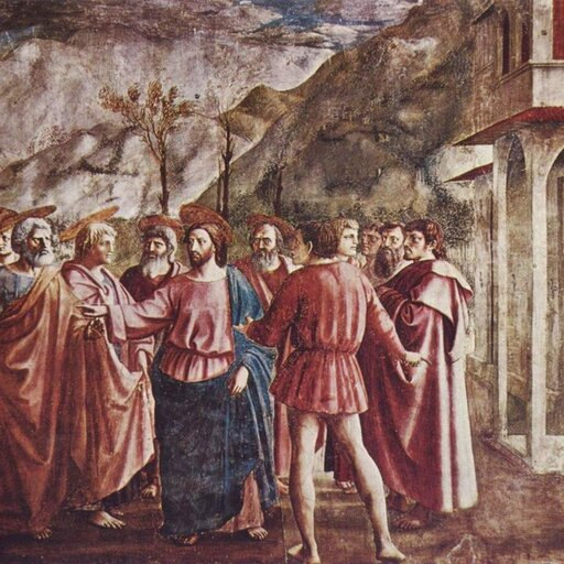 Quattrocento wmalarstwie włoskim – freski Masaccia