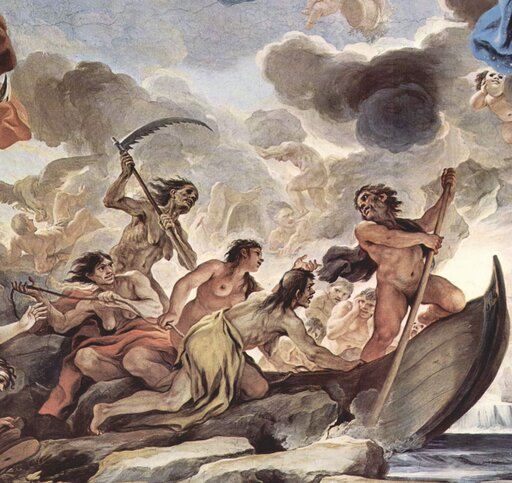 Mity greckie wopracowaniach. Greckie wyobrażenia bogów