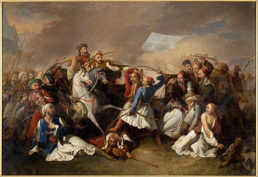 Wojna Greków oniepodległość