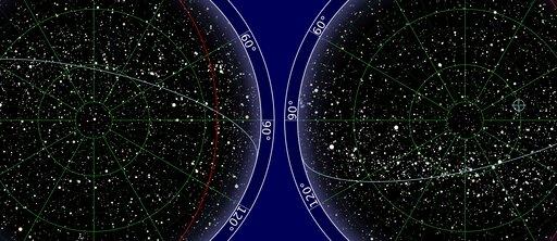 0363 Jak posługiwać się mapą nieba?