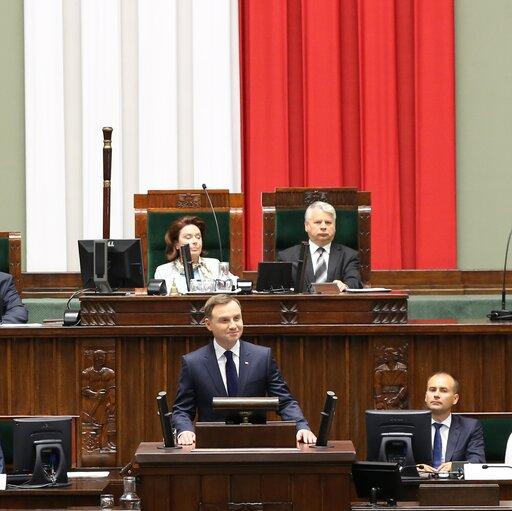 Skrócenie kadencji parlamentu