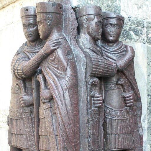 Panowanie Dioklecjana. Dominat itetrarchia