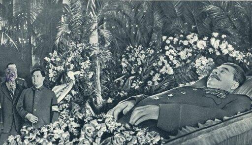 Śmierć Stalina iwalka owładzę wZSRS