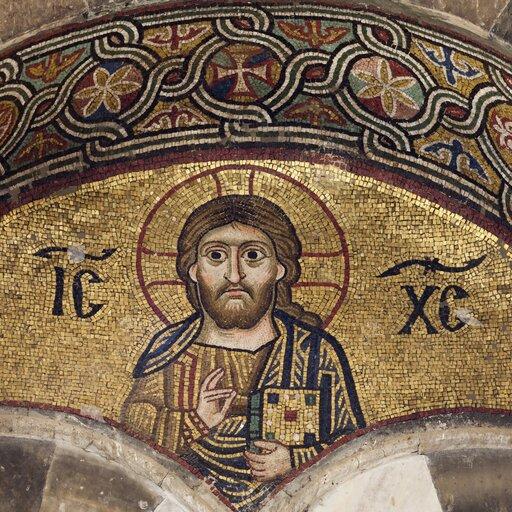 Mozaiki ifreski – malarstwo bizantyjskie