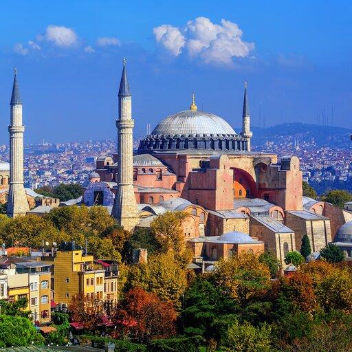Sztuka bizantyjska – architektura