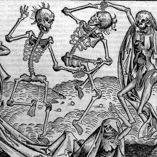 Śmierć wśredniowieczu: nie taka straszna, jak ją malują