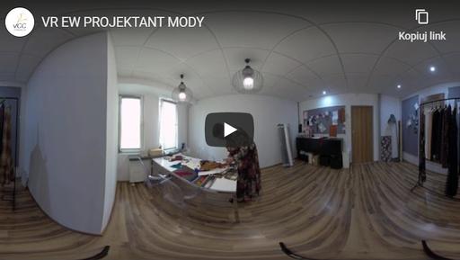 Projektant mody VR