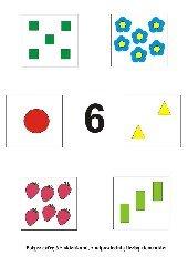 Uczymy się liczyć. Cyfra 6