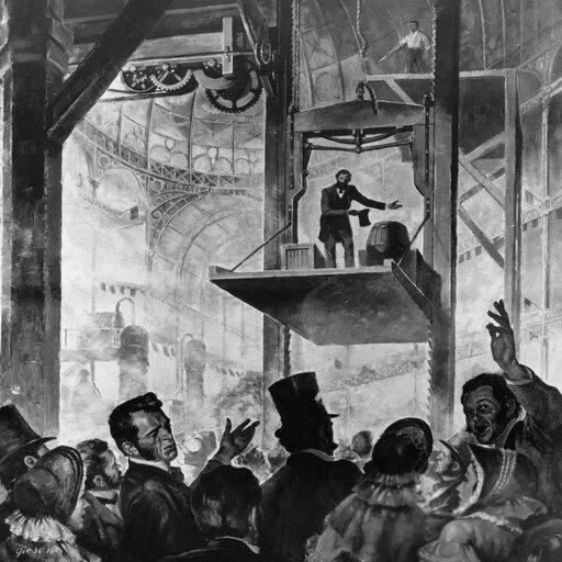 Nowe technologie warchitekturze II połowy XIX wieku
