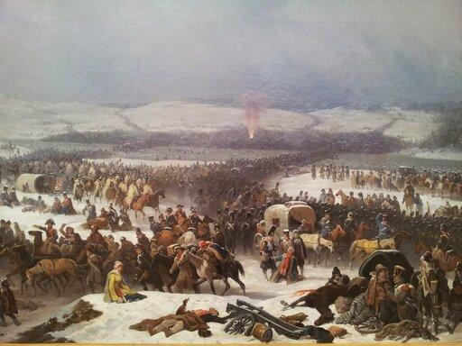 """""""Wojna polska"""" 1812 r. iokupacja Księstwa Warszawskiego"""